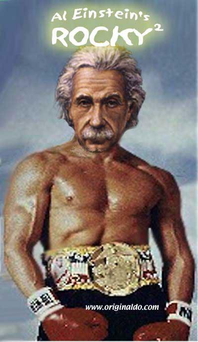 Einstein Rocky