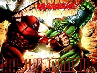 Hulk/Fléau